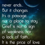 From a Bereaved Mother
